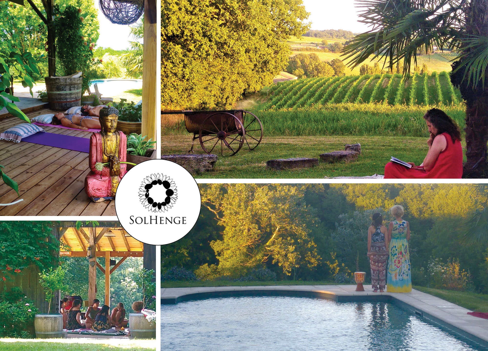 SolHenge Retreat Center, Aquitaine, France